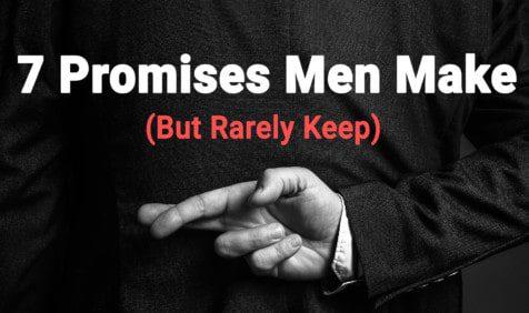 promises men make