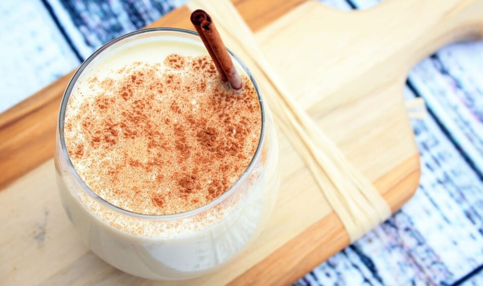 cinnamon milk