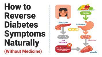 reverse diabetes symptoms