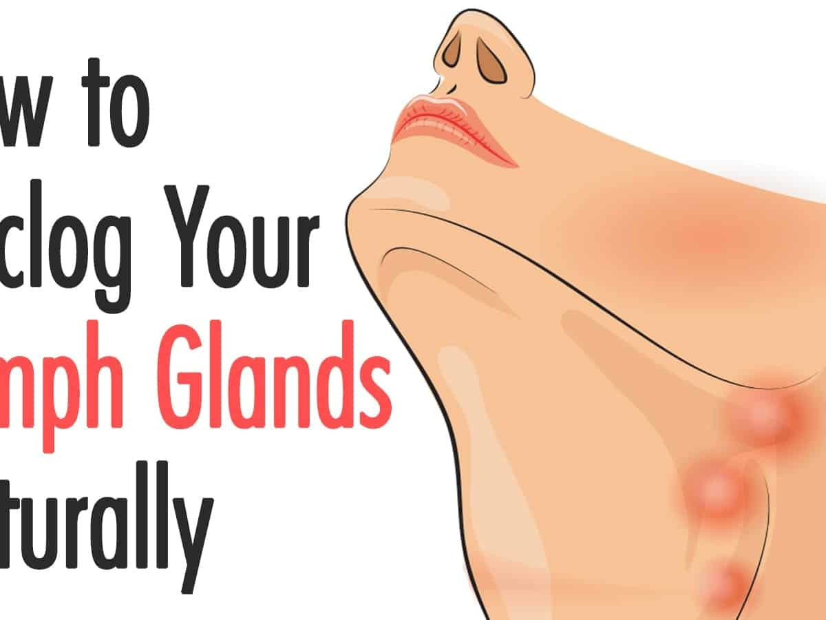 Groin in natural lymph remedies swollen for nodes How to