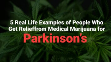 medical marijuana for parkinson's