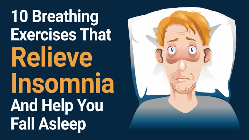 relieve insomnia