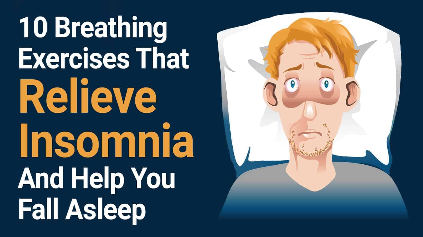 relieve insomnia
