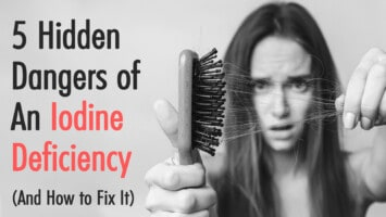 iodine deficiency