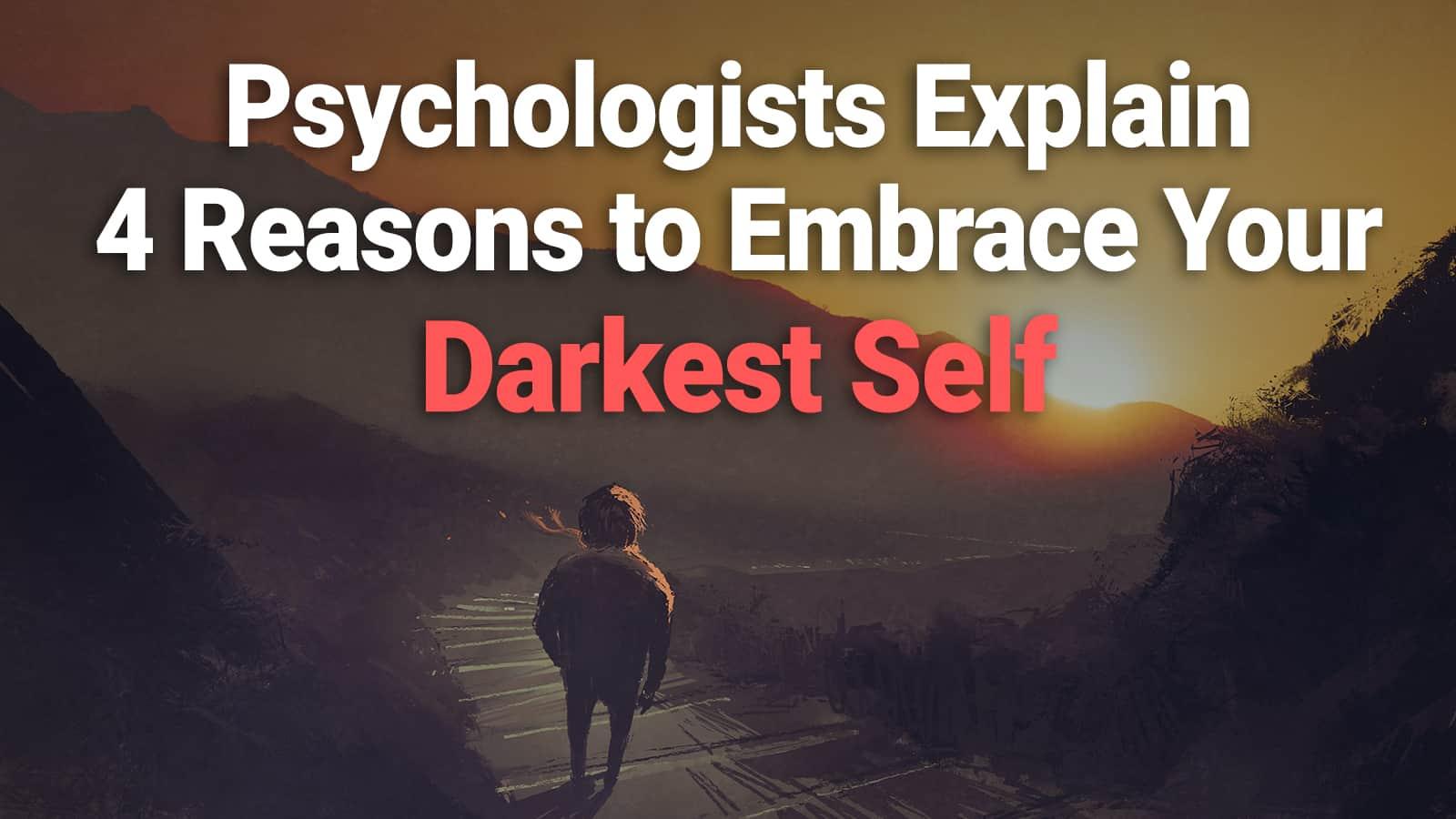 darkest self