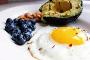 Keto breakfast recipe