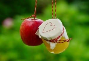 apple cider vinegar for heat rash