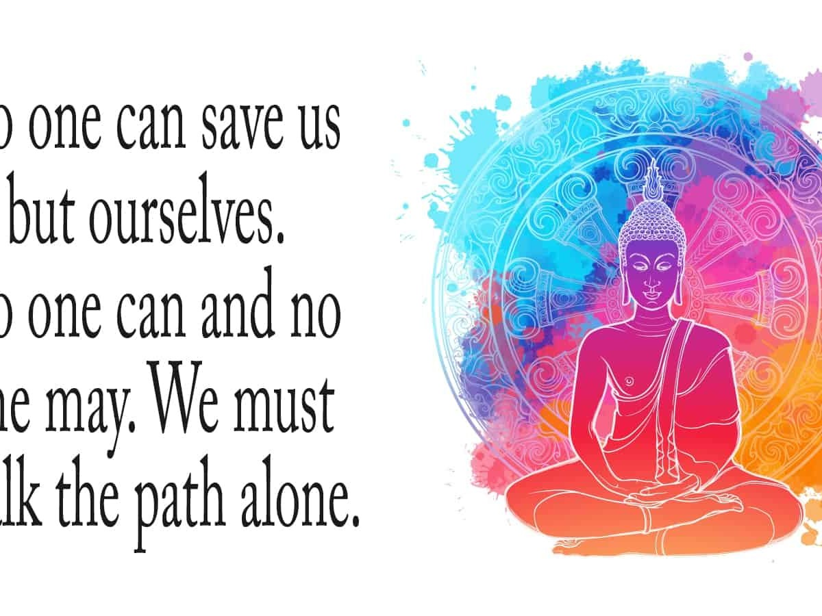 4 Most Inspiring Buddha Quotes That Will Change Your Life