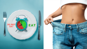 weight loss with intermittent fasting