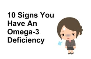 omega 3 to avoid depression