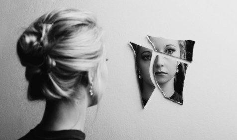 self destructive behavior