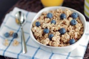 oats - meal prep ideas