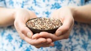 Quinoa - meal prep ideas
