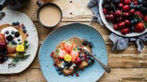 healthy food - planks