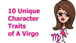 virgo personality