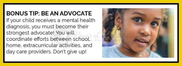 Bonus Tip: Children mental health