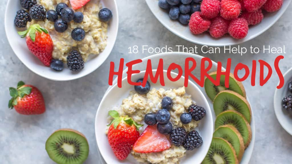 foods to treat hemorrhoids