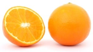 foods with Vitamin C - oranges