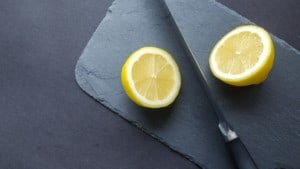 lemon for skin care