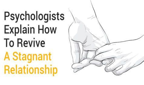 stagnant relationship