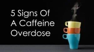 caffeine impact HSPs