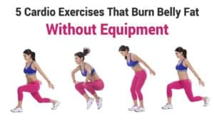 exercises with no equipment