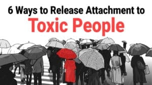 toxic and negative people