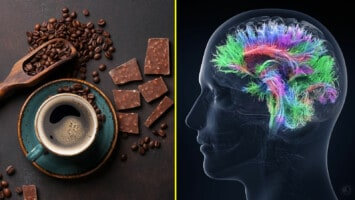 coffee chocolate increase intelligence