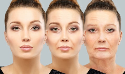 body aging