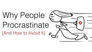 procrastination limits your potential