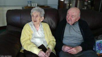 mom moves to nursing home
