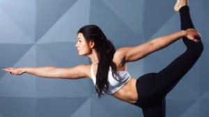 hot yoga may include asana yoga poses