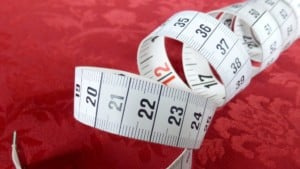 BMI tape measure