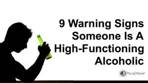 recovering alcoholic