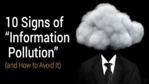 information pollution