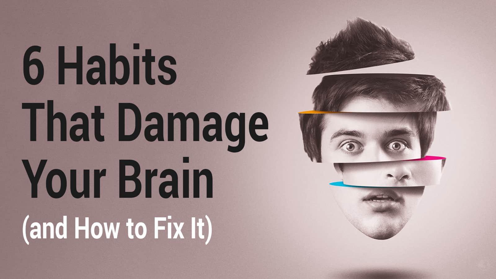 damage brain