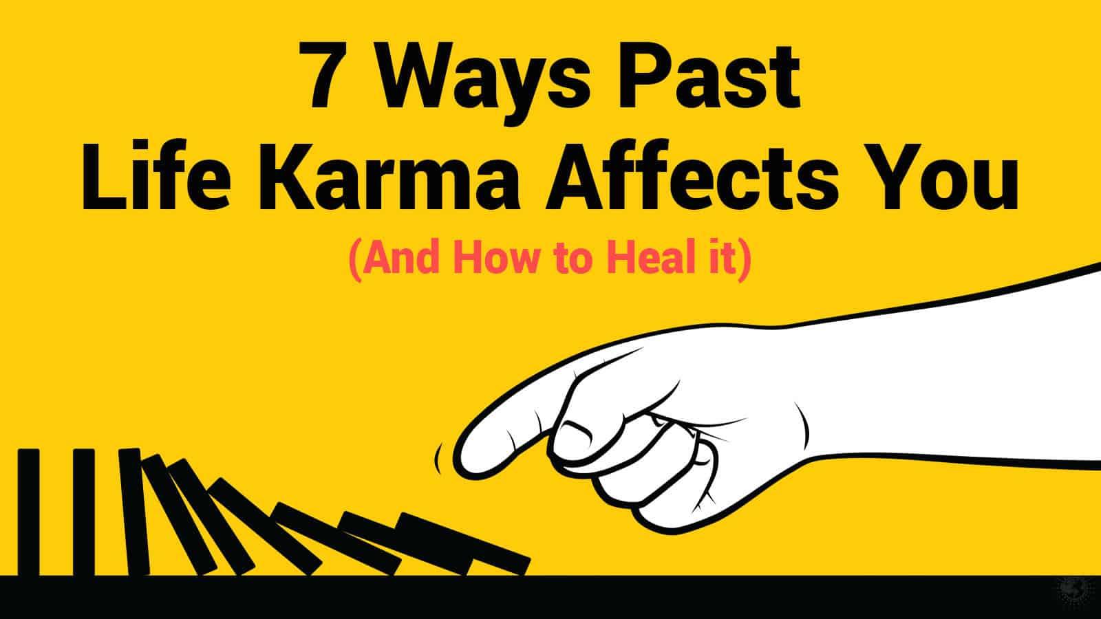 past life karma