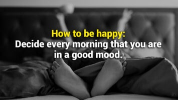 quotes on how to be happy