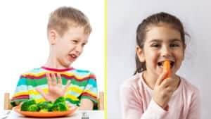 picky eater kids