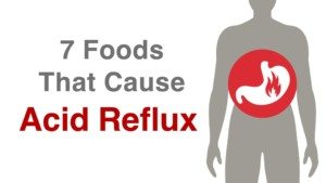 acid reflux caused by diet and sleep