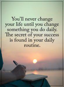 successful people habits