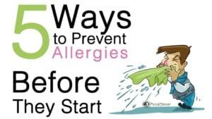 hey fever allergies
