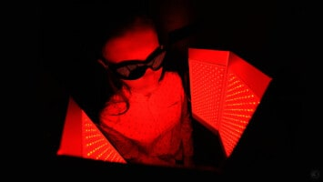 red light therapy