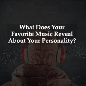 music and personality