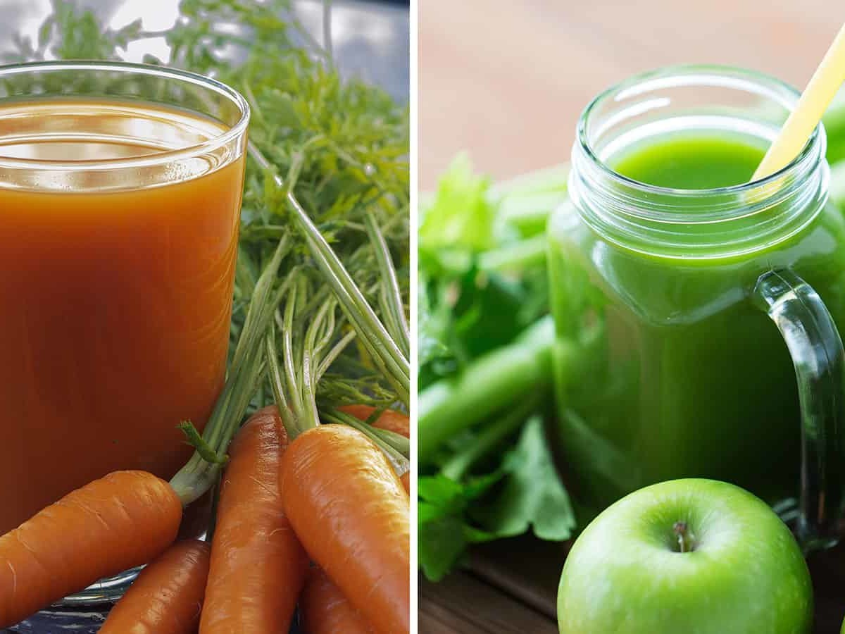 18 healthy juice recipes that make your immune system stronger »