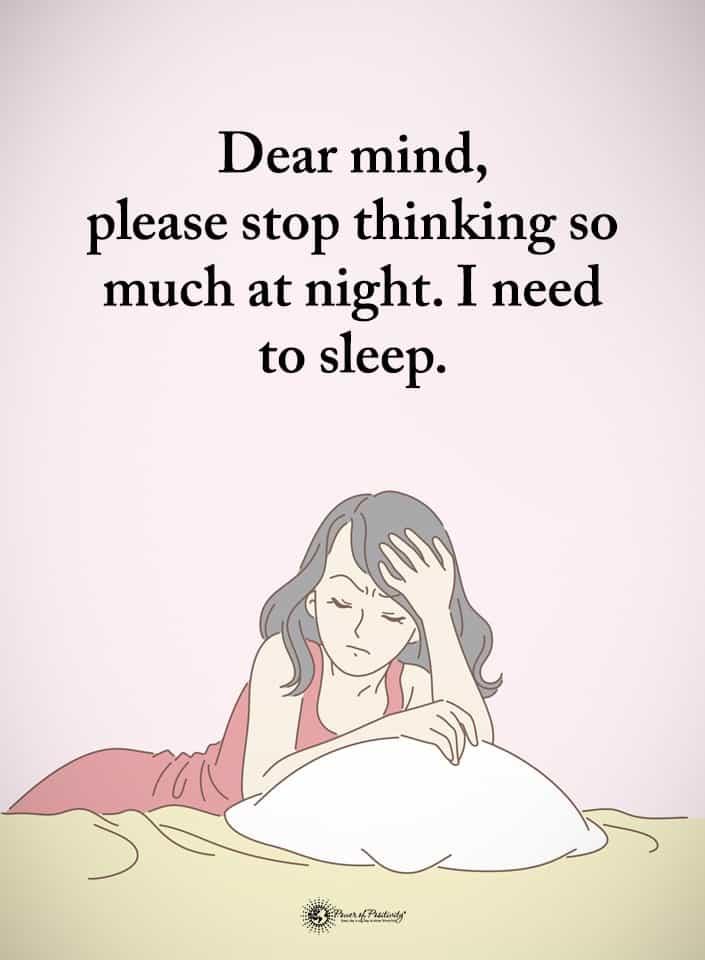 feel tired