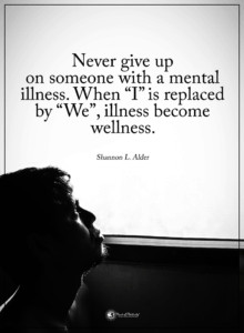mental health awareness quote