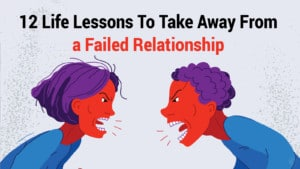 failed relationship
