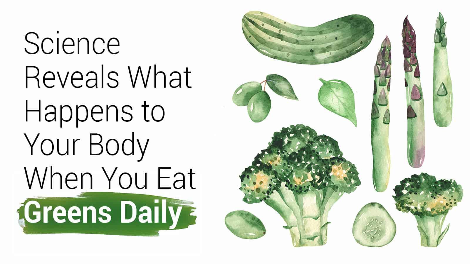 eat greens