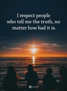 honest person